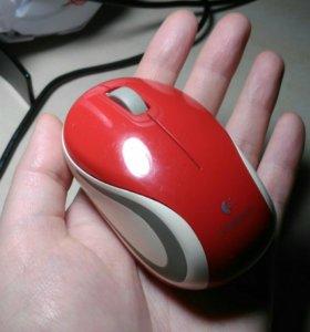 Мышка для ноутбука Logitech