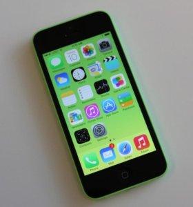 iPhone 5С 16Gb Green