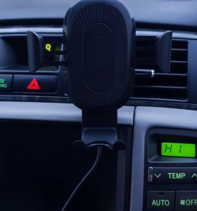 Автомобильная беспроводная зарядка