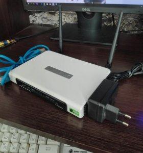 WIfi Роутер 1 gb TP-Link TL-WR1042ND