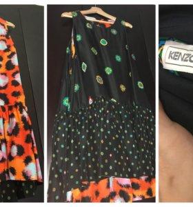 Платье Kenzo&HM