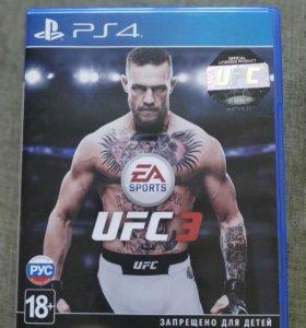 UFC 3 игра на ps4
