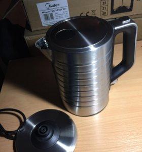 Чайник Kitfort KT-627 новый, не использовался
