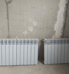 Радиаторы биметалл 1-14 секций * Цена за секцию