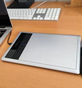 Графический планшет Wacom pen&touch CTH-470/S