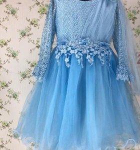 Новое красивое платье 116р.