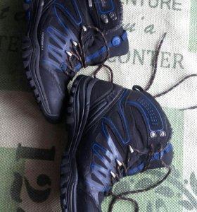 Ботинки зима подростковые раз.42