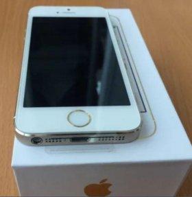 Apple iPhone 5S 16Gb Silver