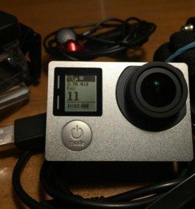 Экшн камера GoPro HERO 4 Black