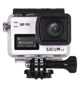 Sjcam SJ8 Pro Экшен камера 4К/60fps. Новая