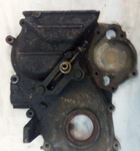 Лобовая крышка на двигатель ЗМЗ 406