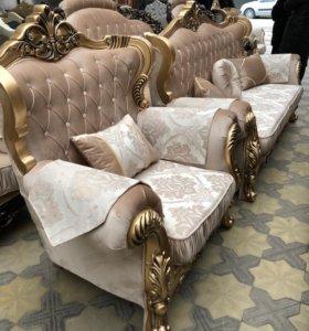 Роскошная мягкая Мебель в итальянском стиле