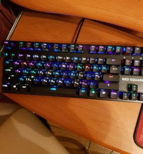 Клавиатура Red Square Mechanica TKL RGB