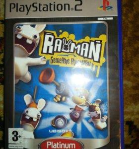 Payman: Raving Rabbids   PlayStation 2
