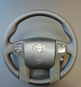 Перетяжка рулей автомобиля