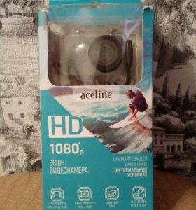 Экшн видеокамера aceline s-40