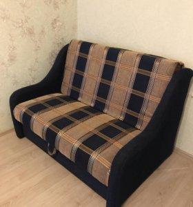 Раскладной диван б/у