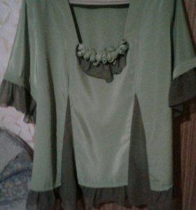 Блуза 58-60 размер