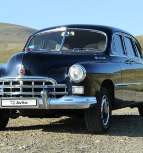 ГАЗ М-12 ЗиМ, 1960