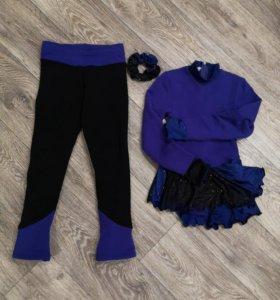 Тренировочный костюм для фигурного катания mondor