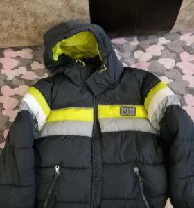 Куртка для мальчика р.146