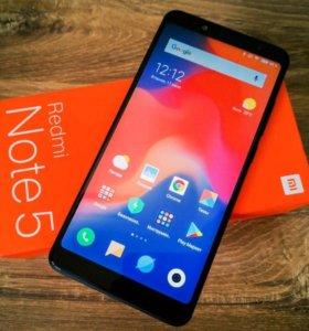 Xiaomi Redmi Note 5 Black Global Verion