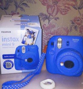 фотоаппарат instax mini 9