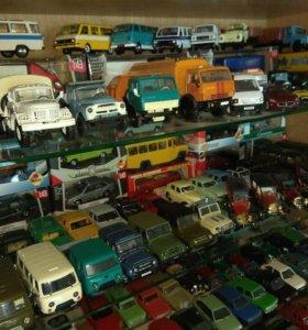 Коллекция автомобилей 1/43 (1:43)