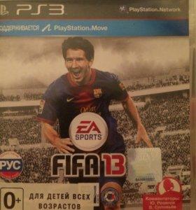 FIFA 13 для PS3
