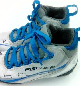 Ботинки лыжные Fischer Style Sport