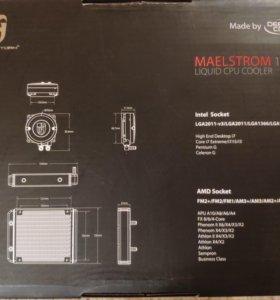 Водяное охлаждение для пк DeepCool Maelstorm 120
