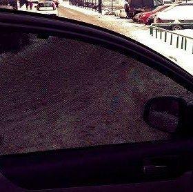 Каркасные автошторки и съемная жесткая тонировка