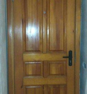 Дверь леревянная массив сосны