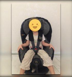 Детское автокресло besafe izi comfort x1 9-18кг