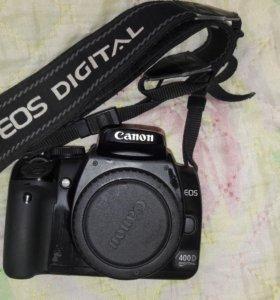 Фотоаппарат Canon eos 400d body