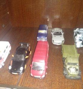 Машины из металла