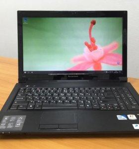"""Почти Новый Lenovo ноутбук 15"""""""