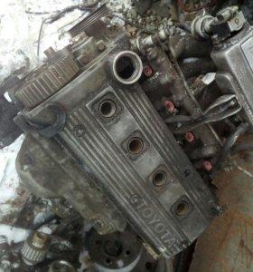 Продам двигатель 5Е