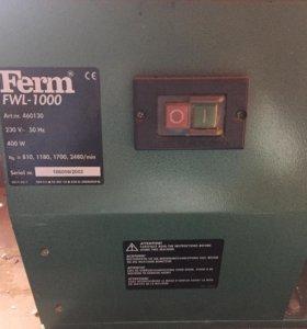 Токарный станок Ferm FWL-1000