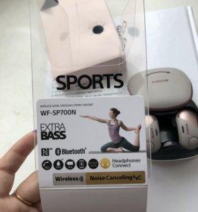 Наушники Sony WF-SP700N