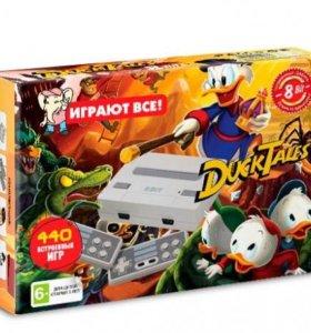 Игровая приставка Dendy Duck Tales 440-in-1