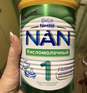 Смесь NAN кисломолочная 1