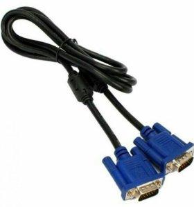 кабель для монитора к компьютеру vga-vga