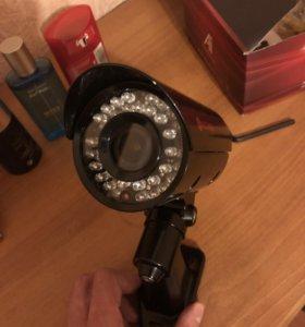 Камера видеонаблюдения ip acumen iap m-53n