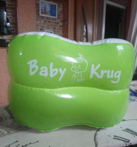 Горшок детский надувной