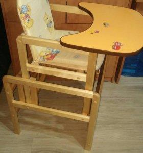 Детский стул - стол