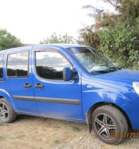 Fiat Doblo, 2013