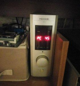 Колонки microlab pro 3
