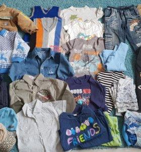 Одежда для мальчика 98-104