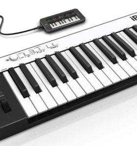 Midi клавиатура irig keys pro новая